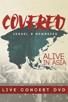 Israel & NewBreed - Covered : Alive In Asia (수입DVD)