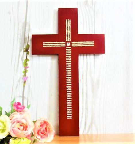 참빛 십자가(소형)