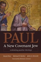 Paul, a New Covenant Jew: Rethinking Pauline Theology (Paperback)