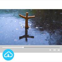 십자가 배경영상 17 by 굿픽 / 이메일발송(파일)