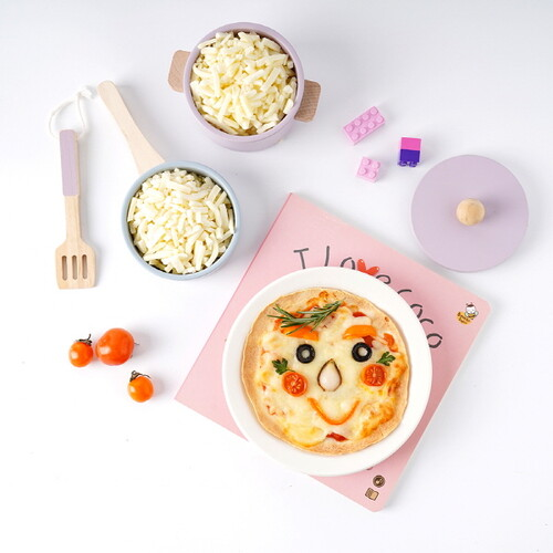 모짜렐라 치즈&또띠아 밀키트세트 (치즈 2개 또띠아 5장)