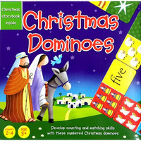 Christmas Dominoes (HB)