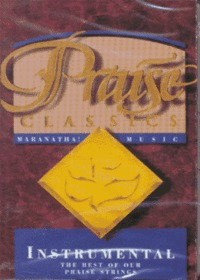 Praise Classics - Instrumental (Tape)