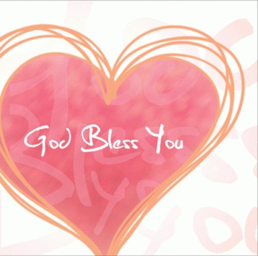God Bless You (CD)