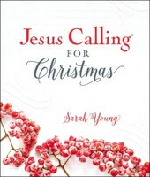 Jesus Calling for Christmas (HB)