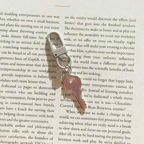[프롬구원] Silver master key , 키링