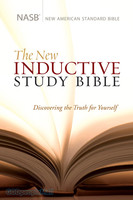 NASB: New Inductive Study Bible (HB)