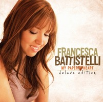 Francesca Battistelli -My Paper Heart (Deluxe Edition CD)