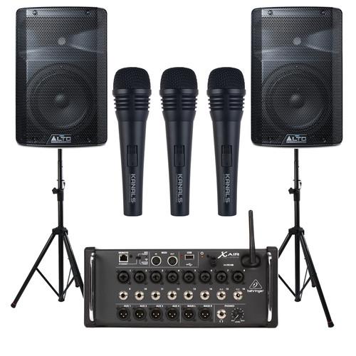 20~50석 이동형 음향시스템 2