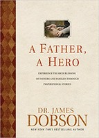 Father, a Hero (HB): Experience the Rich Blessing of Fathers and Families through Inspirational Stories