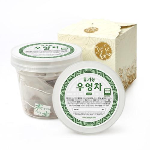 유기농우엉으로 만든 우엉차 10티백(10g)