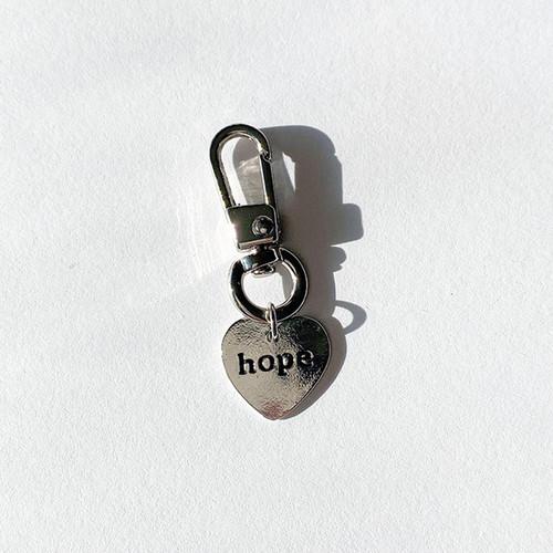 [프롬구원] Silver Heart HOPE , 키링
