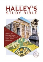 NIV: Halleys Study Bible, Red Letter Edition, Comfort Print (양장본)