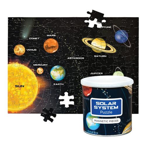지오토이즈 태양계 자석 퍼즐 100피스