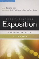 Exalting Jesus in 1,2,3 John (Paperback)