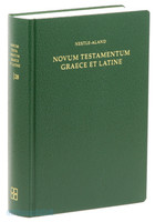 Novum Testamentum Graece et Latine - 그리스어 라틴어 대조성경 (신약/하드커버/5163)