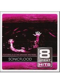 8 GREAT HITS 시리즈 - 소닉 플러드 (CD)