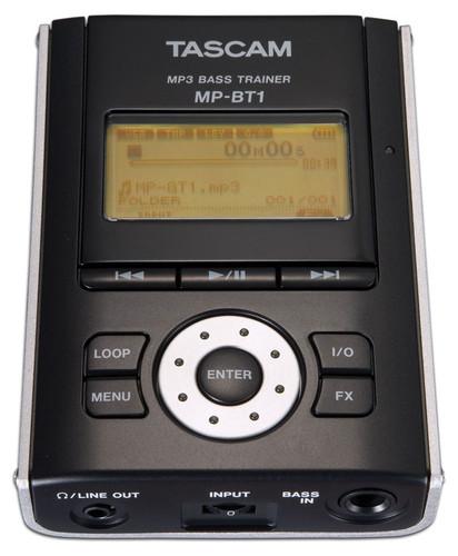Tascam MP-BT1 포터블 MP3 베이스 트레이너