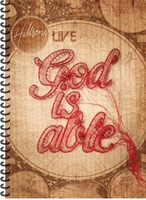 Hillsong Live Worship 2011 - God is Able (SongBook)
