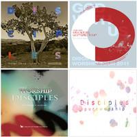 디사이플스 워십 음반세트 - 워십리딩 정신호 (6CD DVD)