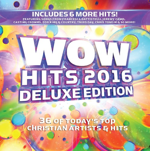 WOW Hits 2016 [Deluxe Edition](2CD)