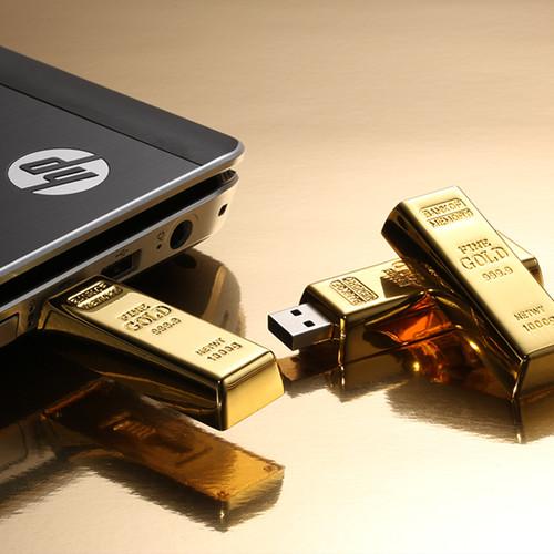 골드바 USB메모리 32G
