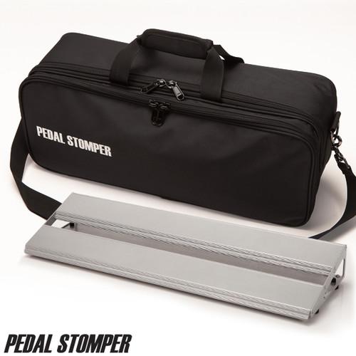[PedalStomper] C50-SL - 페달스톰퍼 컴펙트(2단프레임) 50cm, 실버보드 & 디럭스 케이스