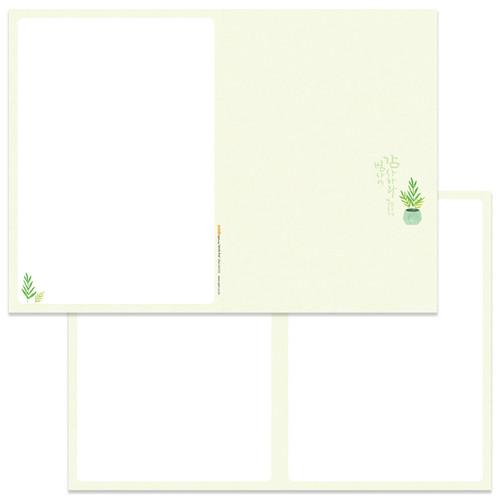 S 네이처주보 A4 4면(양면) A4123