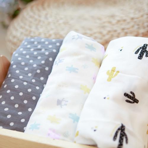 거즈 아기보호 덮개