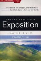 Exalting Jesus in Psalms 51-100 (Paperback)