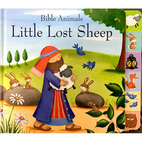Little Lost Sheep (Series: Bible Animals) (HB)