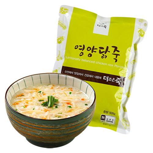 더조은죽-영양닭죽