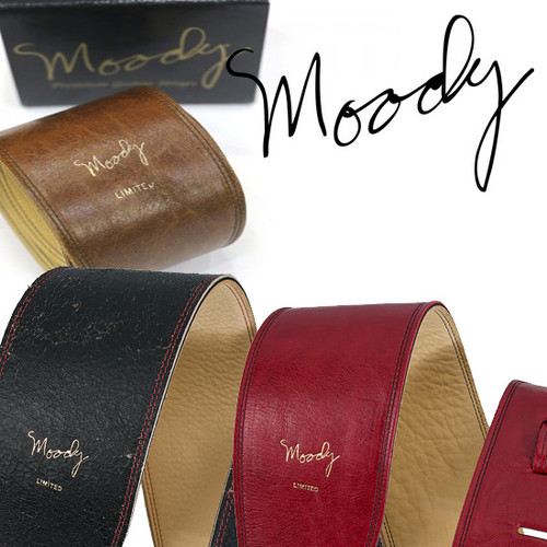 Moody Distressed Leather 4.0 Std