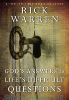 Gods Answers to Lifes Difficult Questions (HB) (Living with Purpose)