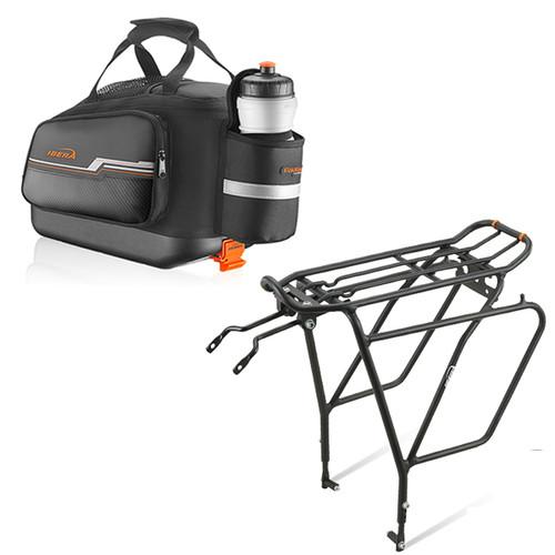 자전거 원터치 가방 및 짐받이 캐리어 3종 세트 - 대만산