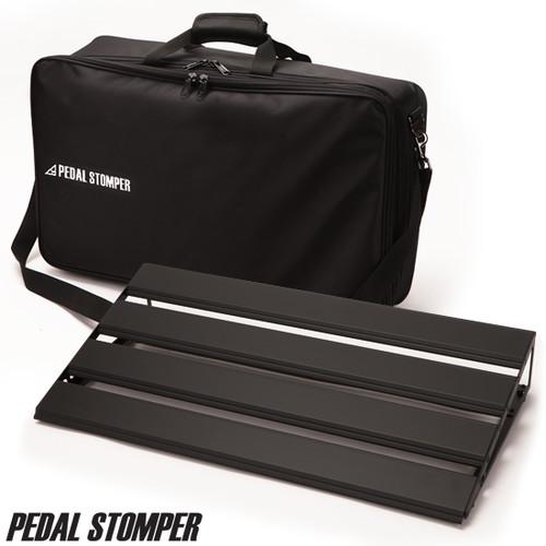 [PedalStomper] M60-BK - 페달스톰퍼 컴펙트(4단프레임) 60cm, 블랙보드 & 디럭스 케이스
