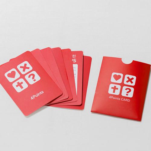 4points 카드