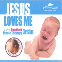STOPS CRYING! - Heartbeat Music Therapy Christian (CD)