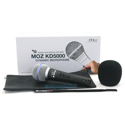MOZ KD5000 다이나믹 마이크