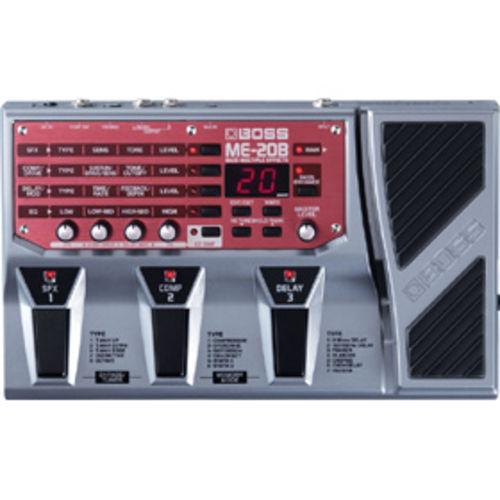 BOSS ME-20B 베이스 멀티 이펙터