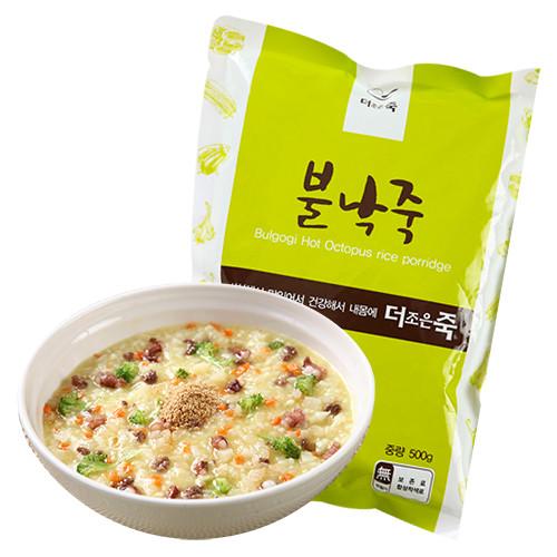 더조은죽-불낙죽(불고기낙지죽)