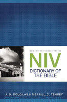 NIV: Dictionary of the Bible (PB)