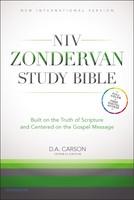 (절판) NIV : Zondervan Study Bible (Hardcover):Free Digital Access포함