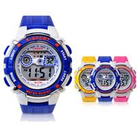 전자 손목시계  8색상 30M 방수 W-F96 (S 사이즈)