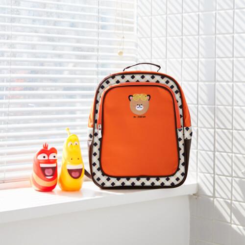 [출시특가]어린이집 가방 유아 유치부 가방 -JD베어B_3390(주황색)
