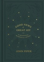 Good News of Great Joy: 25 Devotional Readings for Advent (Hardcover)