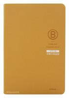 굿데이 리딩성경 단본(색인/무지퍼/친환경PU소재/머스타드)