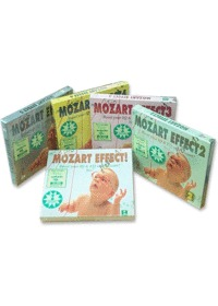 Mozart Effect (1~5 CD SET)