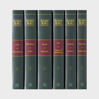 Matthew Henrys Commentary on the Whole Bible, 6 Volumes Set (양장본, 6권 세트)