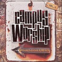 캠퍼스워십 Vol.5  - Wonderful Love & Miracle (CD)